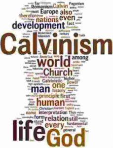 Errors of Calvinism