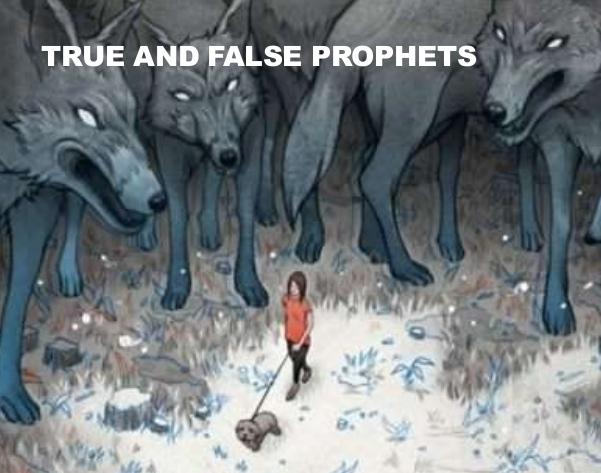 A study on False Prophets and Teachers