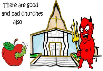 Churches that abuse
